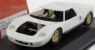Slot.it #CA18z Ford GT40 MKI White Kit 1/32 Scale Slot Car