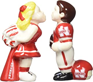 Game Day Outfitters NCAA Nebraska Cornhuskers Cheerleaders Kissing Set, One Size, Multicolor