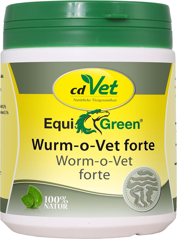 CdVet EquiGreen WormOVet Forte Horse, 300 g