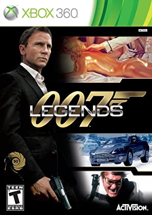 007 JAMES BOND LEGENDS - XBOX 360