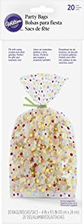 Wilton Sweet Dots Treat Bags, 20 Count