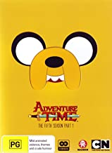 Adventure Time - Season 5 Part 1 Adventure Time with Finn & Jake Adventure Time - Complete Seasons One, Two, Three & Four
