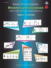 Rhythm and Dictation: Student Edition