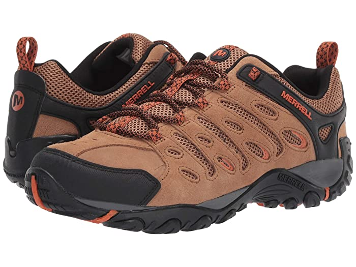 Merrell  Crosslander 2 (Brown/Orange) Mens Shoes