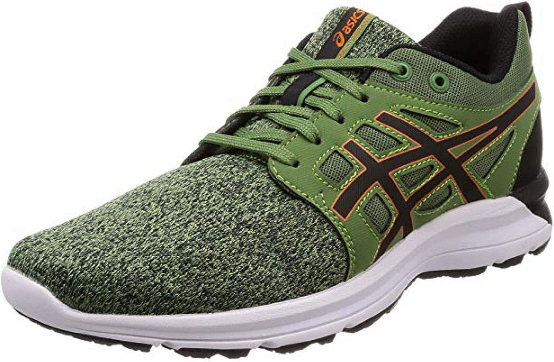 ASICS Men's Gel-Torrance Training shoes, green (Cedar Green Black 300), UK