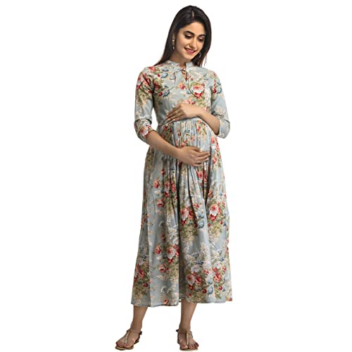 0cdc0f54396a8 Maternity Dresses: Buy Maternity Dresses Online at Best Prices in ...