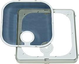 Ventline BVC0573-31 RV Trailer Camper Frame Removable Screen Birch White