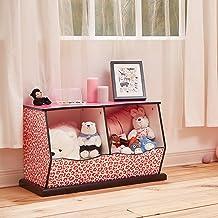 Teamson Kids Fashion Kids Prints Cubby Storage