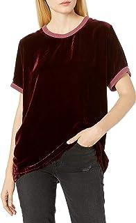 Pete & Greta by Johnny Was Women's Velvet t-Shirt