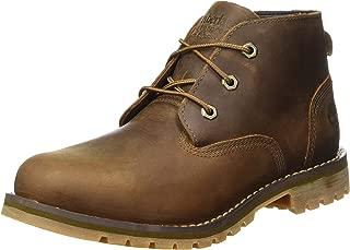 Mens Larchmont Waterproof Chukka Leather Boots