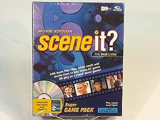 Scene It? Movie Edition Super Game Pack