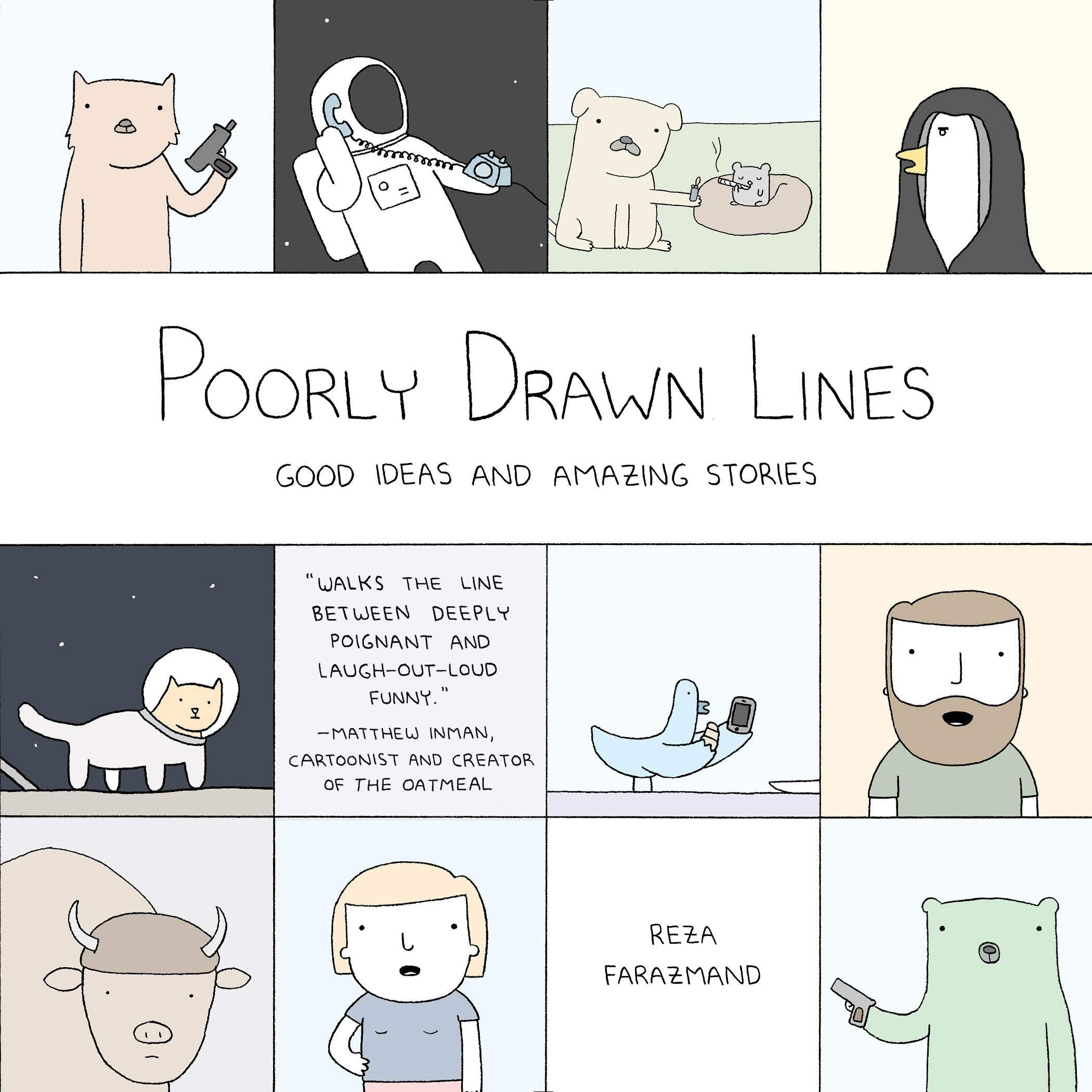 Image OfPoorly Drawn Lines: Good Ideas And Amazing Stories