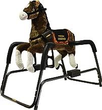 Rockin' Rider Legend Animated Plush Spring Horse