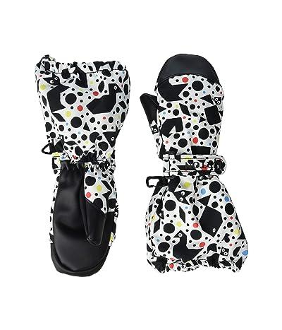 Burton Kids Minishred Heater Mitt (Toddler) (Tangranimals) Snowboard Gloves