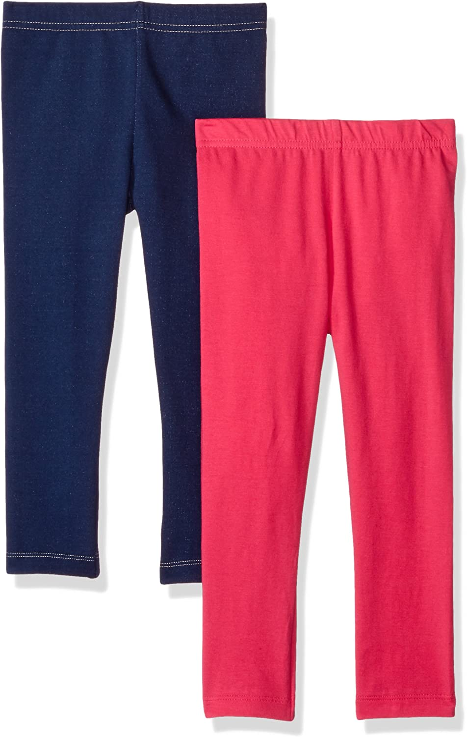 Gerber Limited price Baby Girls' 2021new shipping free shipping 2 Pack Leggings