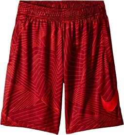Nike Kids - Dry Print Training Short (Big Kids)