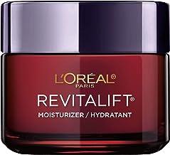 L'Oreal Paris Anti-Aging Face Moisturizer Skin Care, Revitalift Triple Power with Pro Retinol, Hyaluronic Acid & Vitamin C...
