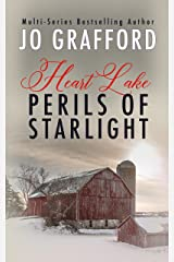 Perils of Starlight: A Sweet, Inspirational, Small Town, Romantic Suspense Series (Heart Lake Book 3) Kindle Edition