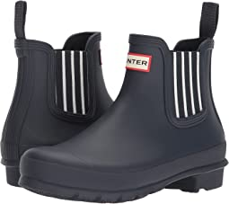 Hunter - Original Garden Stripe Chelsea Boots