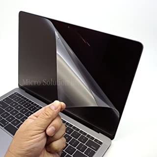 CRYSTAL VIEW NOTE PC DISPLAY FUNCTIONAL FILM for Professional Use (MacBook Pro Retina, 15-inch, 2016 / 2018, HDAG #6 超高精細アンチグレア)