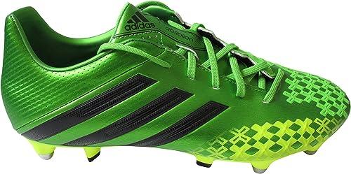 Adidas Homme Football Bottes VERT JAUNE JAUNE NOIR - Multi, hommes, 39 EU  acheter une marque