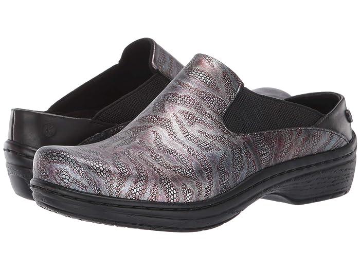 Klogs Footwear  Sail (Multi Zebra) Womens Clog Shoes