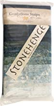 Stonehenge Gradations Blue Planet Stone Strips 40 2.5-inch Strips Jelly Roll Northcott