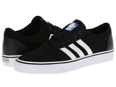 adidas Skateboarding Adi-Ease (Black/Core White/Black) Skate Shoes