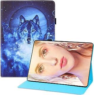 Miagon för Huawei MatePad T10/T10S 2020 {10.1 tum} fodral, PU-läder folio stativ plånbok magnetiskt fodral med kortfickor,...