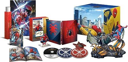 Tom Holland - Spider-Man: Homecoming (3 Blu-Ray) [Edizione: Giappone] [Italia] [Blu-ray]