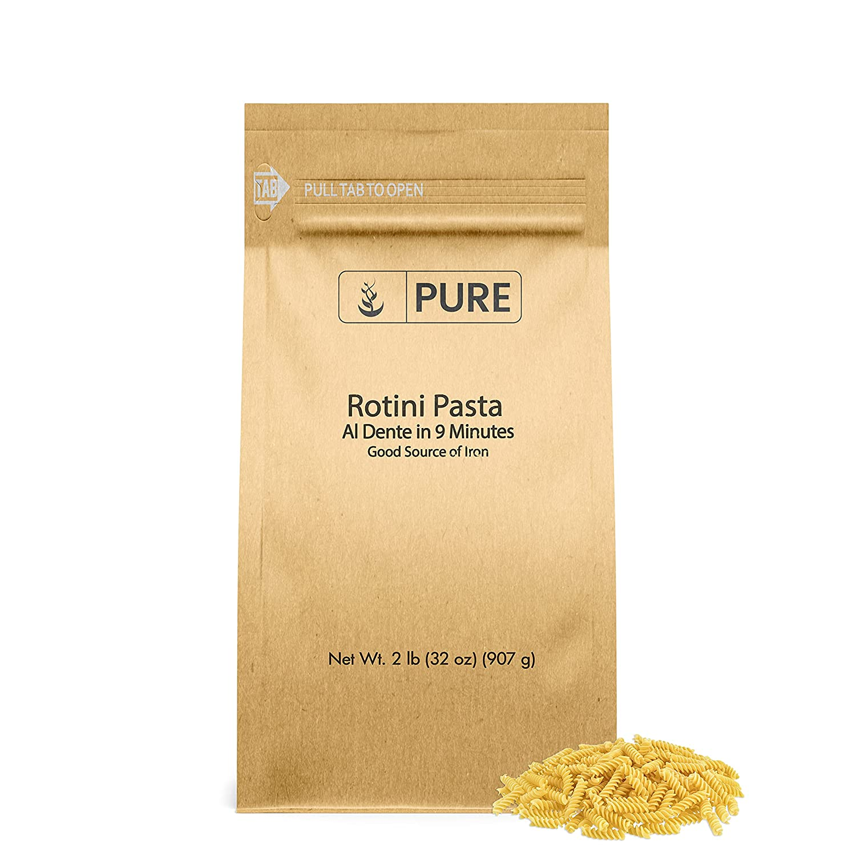 Rotini Pasta 2 lb Mesa Mall Classic in Made White Seasonal Wrap Introduction USA Non-GMO