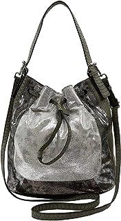 Emily & Noah - Lara 60472, Beutel Metallic-Look Tasche Damen