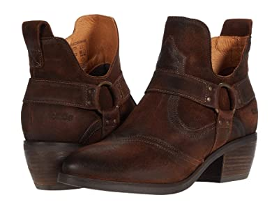 Taos Footwear Howdy (Chocolate Rugged) Women