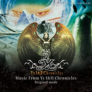 Music From Ys I&II Chronicles (Original mode)