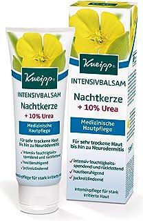 Kneipp Intensieve balsem nachtkaars met 10% ureum, per stuk verpakt (1 x 75 ml)