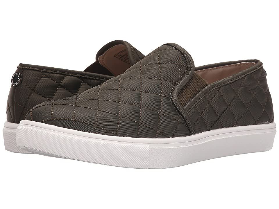 best deals on outlet reliable quality Steve Madden Ecntrcqt Sneaker (Olive) Women's Slip on Shoes - 6pm ...