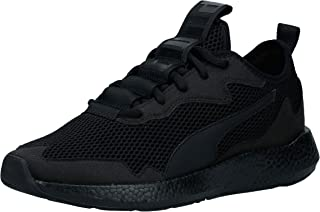 Puma Nrgy Neko Skim Black Technical_Sport_Shoe For Men, Size 42 EU