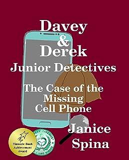 Davey & Derek Junior Detectives: The Case of the Missing Cell Phone