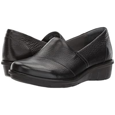 Dansko Julia (Black Milled Nappa) Women