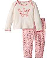 Kate Spade New York Kids - Ma Petite Fleur PJ Set (Infant)