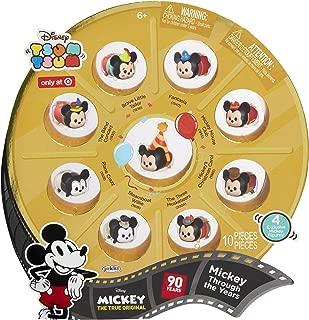 Disney Tsum Tsum 10pc - Mickey Through The Years