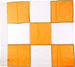 Mutual 14977 Heavy Duty Nylon Airport Flag, 36