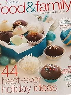 Kraft Foods Food & Family Magazine (Holiday 2011)