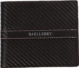FRCOLOR Fashionable Man Wallet Business Multi Card Wallet Short Paragraph Wallet