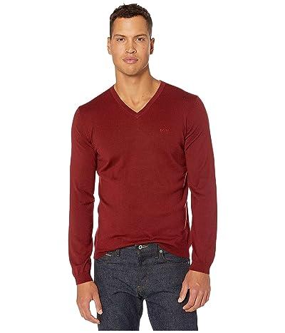 BOSS Hugo Boss Vallum_1 Sweater (Dark Pink) Men
