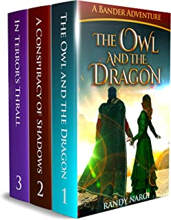 The Bander Adventures: Books 1-3 (The Bander Adventures Boxed Set Book 1)