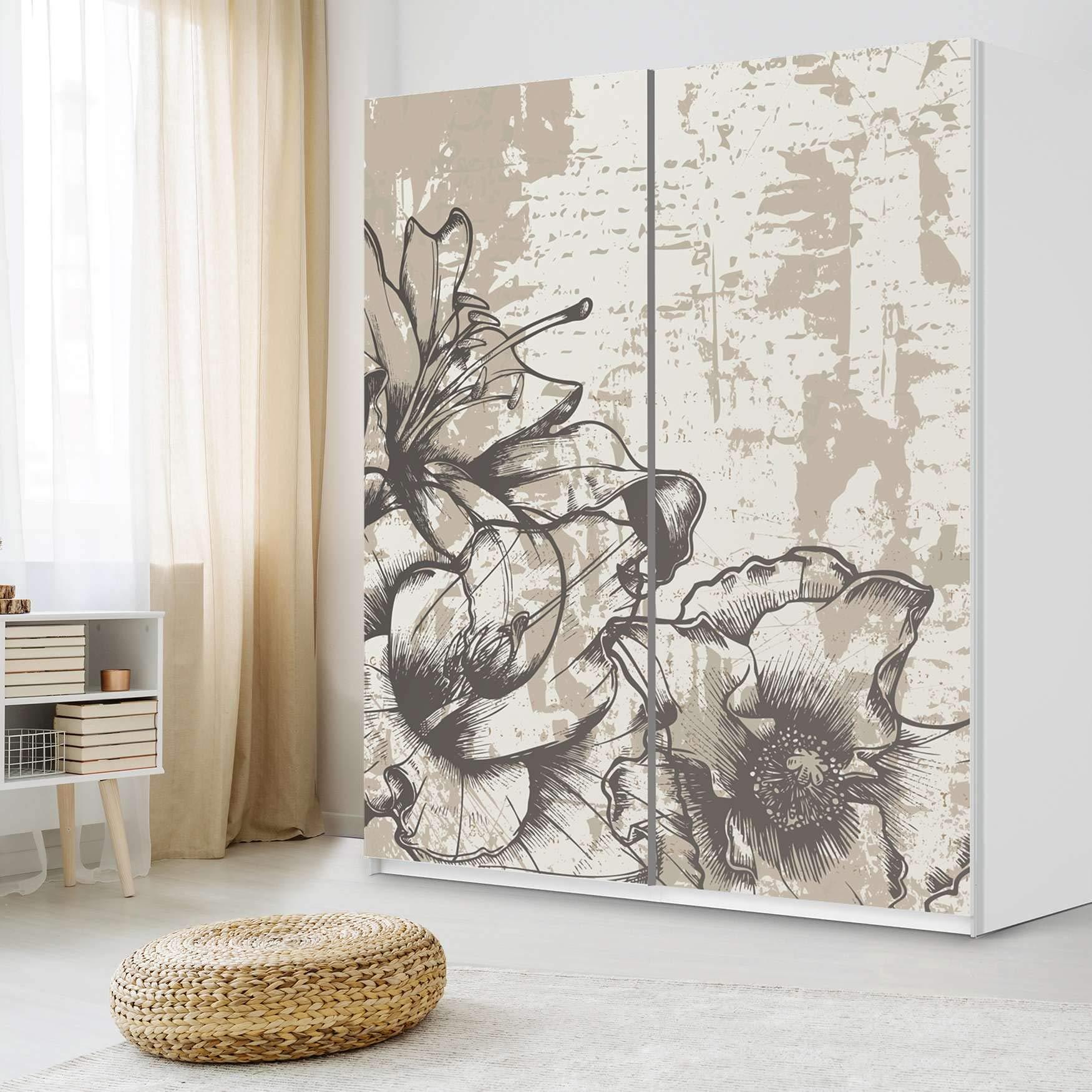De lámina de IKEA PAX armario de 236 cm de altura - puerta ...