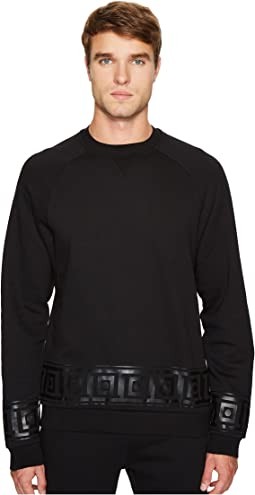 Versace Collection - Key Border Sweatshirt