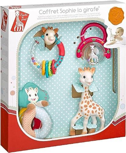 Vulli - Fresh Touch - Sophie la Girafe - Coffret Multi-Produits