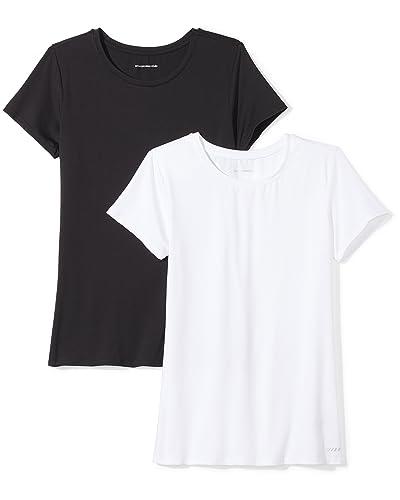 fad9f276 Women's Crew Neck T Shirts: Amazon.com